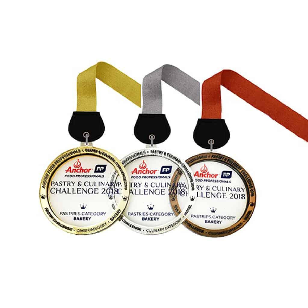 Buy Acrylic Medals Online Malaysia   Clazz Trophy