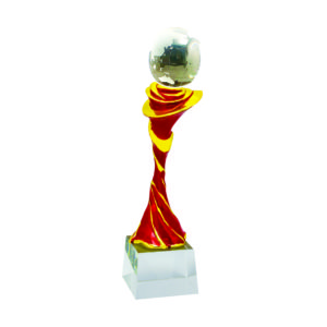 Globe Sculpture Trophies CTIMT603 – Golden Globe Sculpture