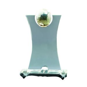 Crystal Globe Plaques CTICG201 – Exclusive Crystal Globe Award