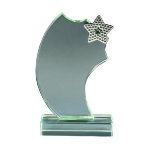 Beautiful Crystal Plaques CTICA071 – Exclusive Crystal Award