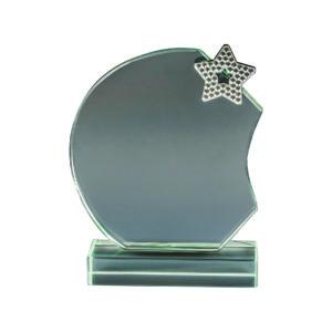 Beautiful Crystal Plaques CTICA072 – Exclusive Crystal Award