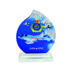 Fusion Color Crystal Awards CTOCC001 – Exclusive Crystal Award