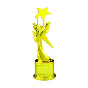 Beauty Pageant Sculpture Trophies CTIMT092G – Golden Beauty Pageant Sculpture