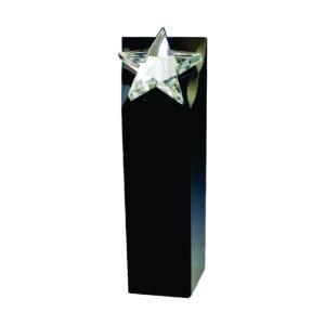 Black Crystal Trophies CTICT025 – Exclusive Black Crystal Trophy