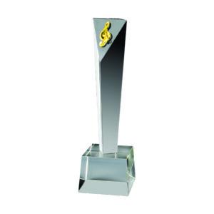 Beautiful Crystal Trophies CTICA333 – Exclusive Crystal Trophy