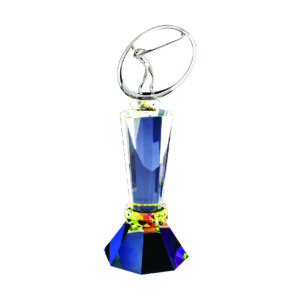 Golf Competition Crystal Trophies CTICT042 – Exclusive Crystal Golf Trophy
