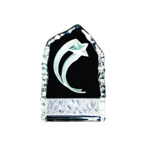 Star Crystal Plaques CTICM028 – Exclusive Star Award