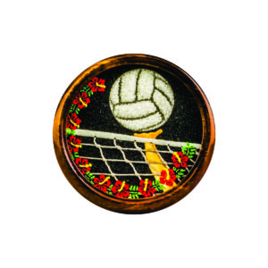 Gemstone Awards CTIBB008 – Exclusive Volleyball Award