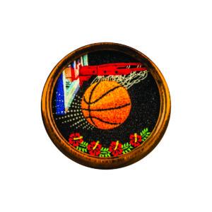 Gemstone Awards CTIBB009 – Exclusive Basketball Award