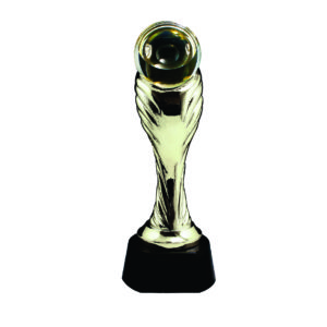 Beautiful Crystal Trophies CTEAA118S – Exclusive Crystal Trophy