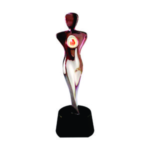 Award Winning Acrylic Trophies CTEAA031 – Exclusive Acrylic Trophy