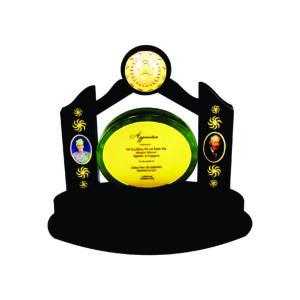 Custom Made Acrylic Plaques CTEAA043 – Exclusive Acrylic Award