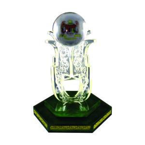 Custom Made Acrylic Plaques CTEAA038 – Exclusive Acrylic Award