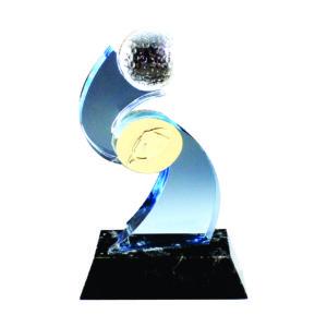 Custom Made Acrylic Plaques CTEAA039 – Exclusive Acrylic Award