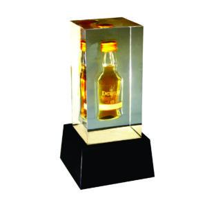 Custom Made Acrylic Plaques CTEAA032 – Exclusive Acrylic Award