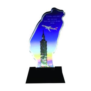 Custom Made Acrylic Plaques CTEAA040 – Exclusive Acrylic Award