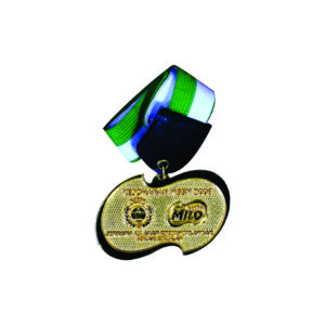 Special Metal Medals CTPM003 – Exclusive Pewter Series Medal