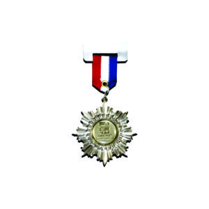 Special Metal Medals CTPM004 – Exclusive Pewter Series Medal