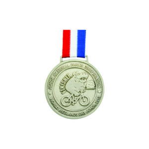 Special Metal Medals CTPM005 – Exclusive Pewter Series Medal