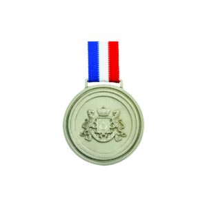 Special Metal Medals CTPM006 – Exclusive Pewter Series Medal
