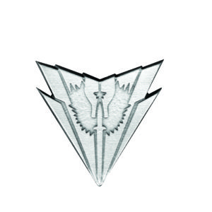 Gemstone Awards CTCMP008 – Exclusive Pewter Collar Pin