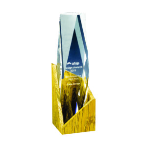 Special Acrylic Plaques CTIST006 – Exclusive Special Acrylic Wood Award