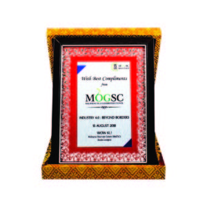 Wooden Boxes Songket Plaques CTIWW639 – Exclusive Special Wooden Boxes Songket Plaque