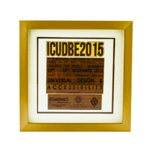 Wooden Plaques with Frames CTIWW054 – Exclusive Special Wooden Plaque