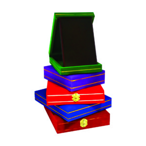 Velvet Boxes with Wooden Frames CTIWW003 – Exclusive Wooden Box Frame