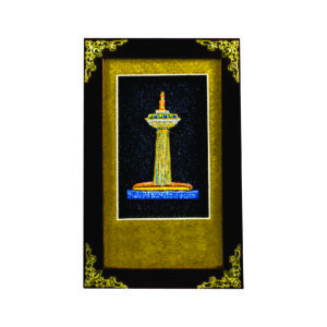 Special Songket Plaques CTIMB111 – Exclusive Songket Plaque