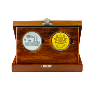 Coin Awards CTIWW090 – Exclusive Coin Award