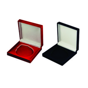 Crystal Medals with Gift Box CTIWW013 – Exclusive Velvet Box With Crystal Medal