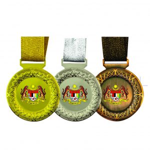 Beautiful Metal Medals CTIRM016 – Exclusive Metal Medal (Front)
