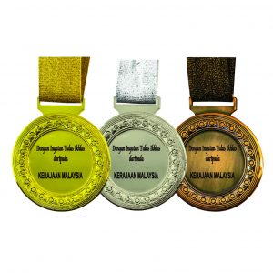 Beautiful Metal Medals CTIRM016 – Exclusive Metal Medal (Back)