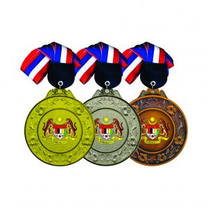 Beautiful Metal Medals CTIRM014 – Exclusive Metal Medal (Back)