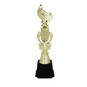 Singing Competition Acrylic Trophies CTAC4037 – Acrylic Music & Star Trophy