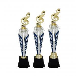 Singing Competition Acrylic Trophies CTAC4043 – Acrylic Music Trophy