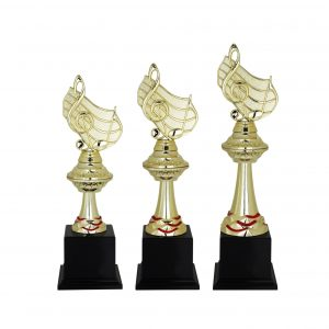 Singing Competition Acrylic Trophies CTAC4046 – Acrylic Music Trophy