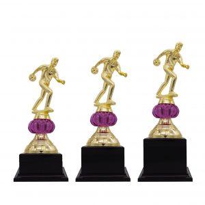 Bowling Tournament Acrylic Trophies CTAC4231 – Acrylic Bowling Trophy