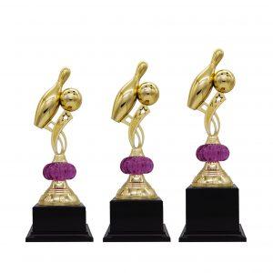 Bowling Tournament Acrylic Trophies CTAC4232 – Acrylic Bowling Trophy