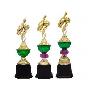 Bowling Tournament Acrylic Trophies CTAC4234 – Acrylic Bowling Trophy