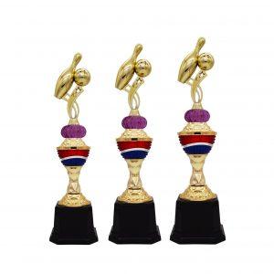 Bowling Tournament Acrylic Trophies CTAC4236 – Acrylic Bowling Trophy