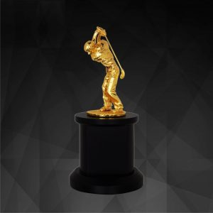 Golf Tournament Sculpture Trophies CTCR9205 – Exclusive Golf Sculptures Trophy
