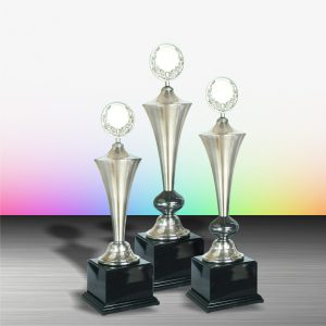 White Silver Trophies CTEXWS6000 – Exclusive White Silver Trophy