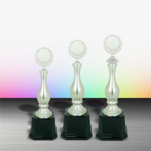 White Silver Trophies CTEXWS6007 – Exclusive White Silver Trophy