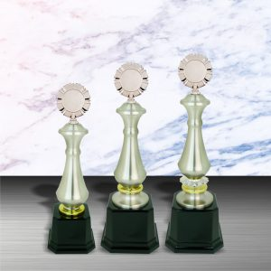 White Silver Trophies CTEXWS6013 – Exclusive White Silver Trophy