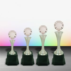 White Silver Trophies CTEXWS6027 – Exclusive White Silver Trophy
