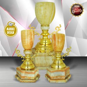 Silver Crystal Bowl Trophies CTEXWS6138 – Exclusive Gold Silver Crystal Bowl Trophy