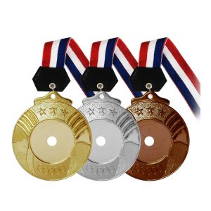 Beautiful Plastic Medals CTPLHM001 – Plastic Hanging Medal