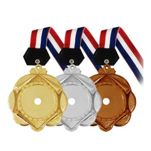 Beautiful Plastic Medals CTPLHM003 – Plastic Hanging Medal